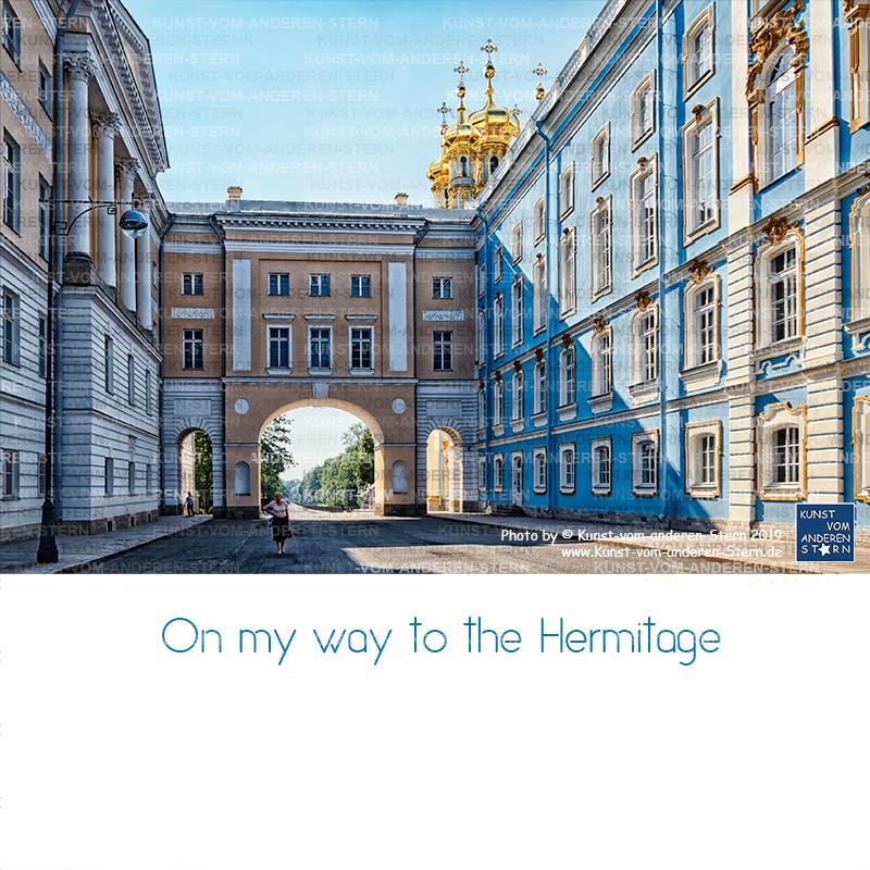 Erste Eindrücke von meiner Russlandreise