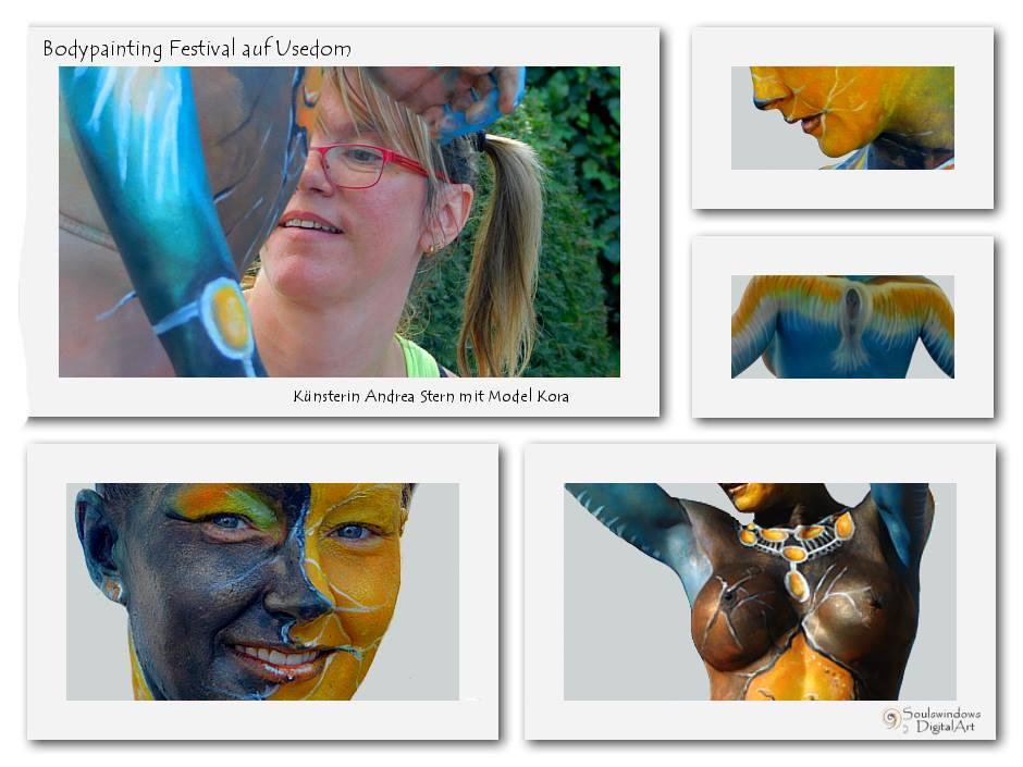 Etwas später aber dafür umso schöner – Bilder vom Bodypaintingfestival Heringsdorf 2018