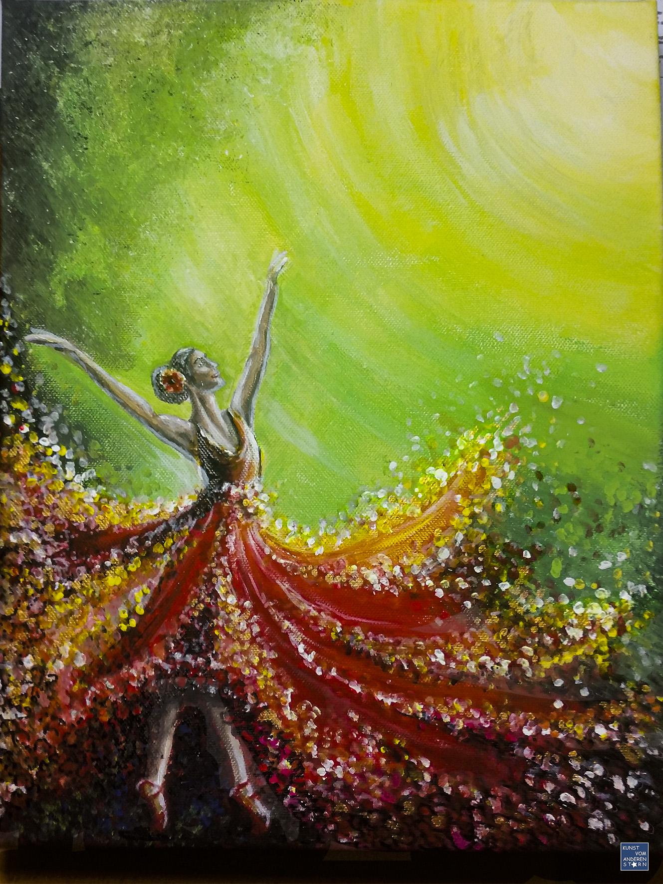 ArtNight – Tänzerin im Licht 23.02.2020