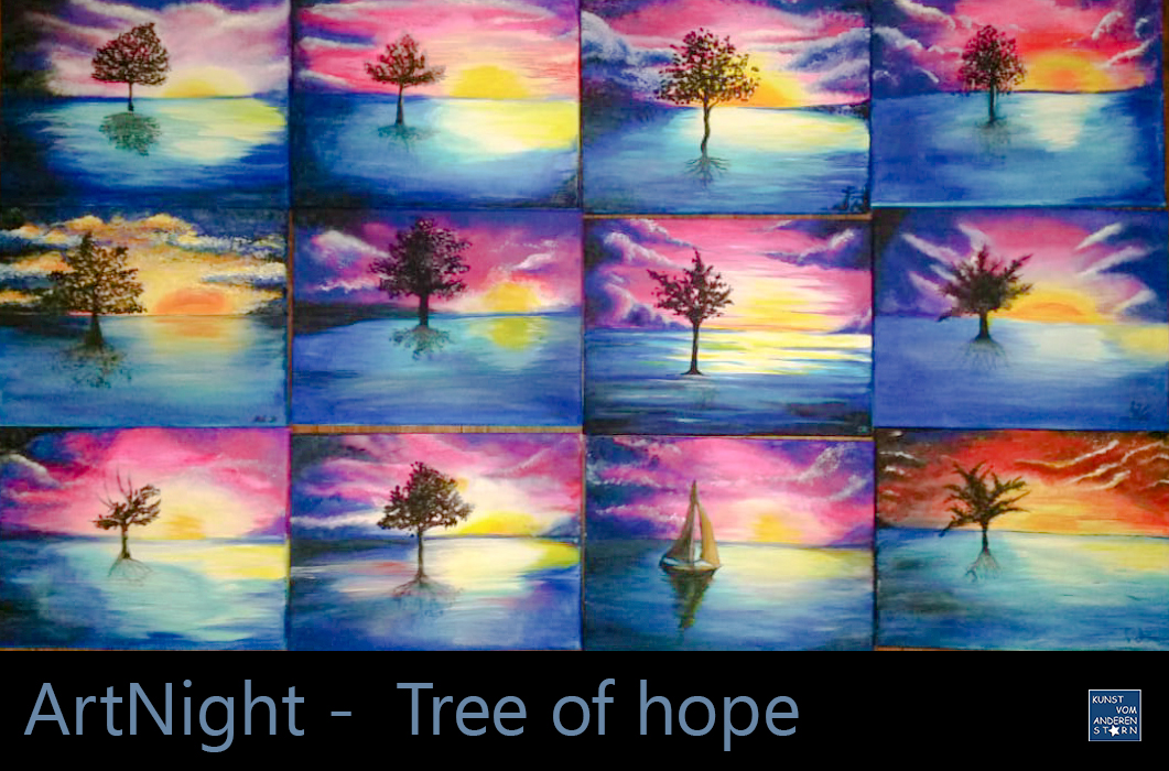 ArtNight – Tree of hope – 24.07.2020