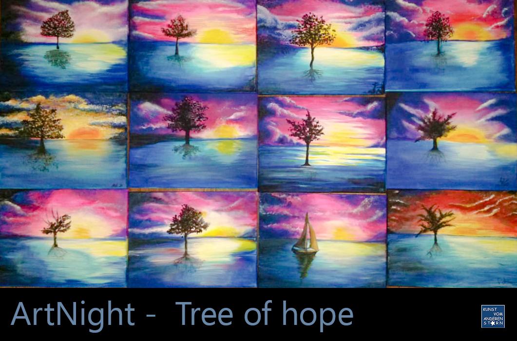 ArtNight – Tree of hope – 24.07.2020