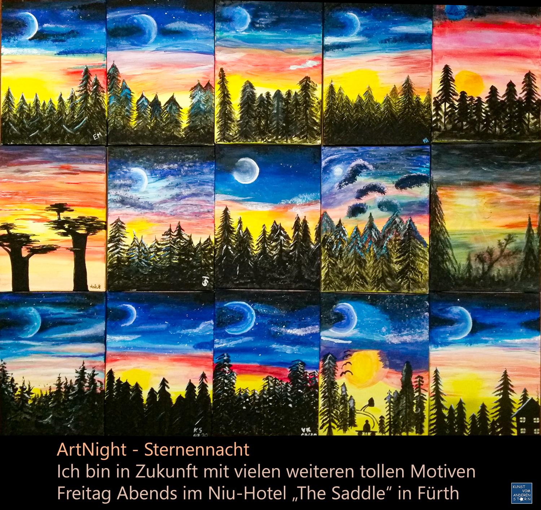ArtNight – Sternennacht – 30.07.2020