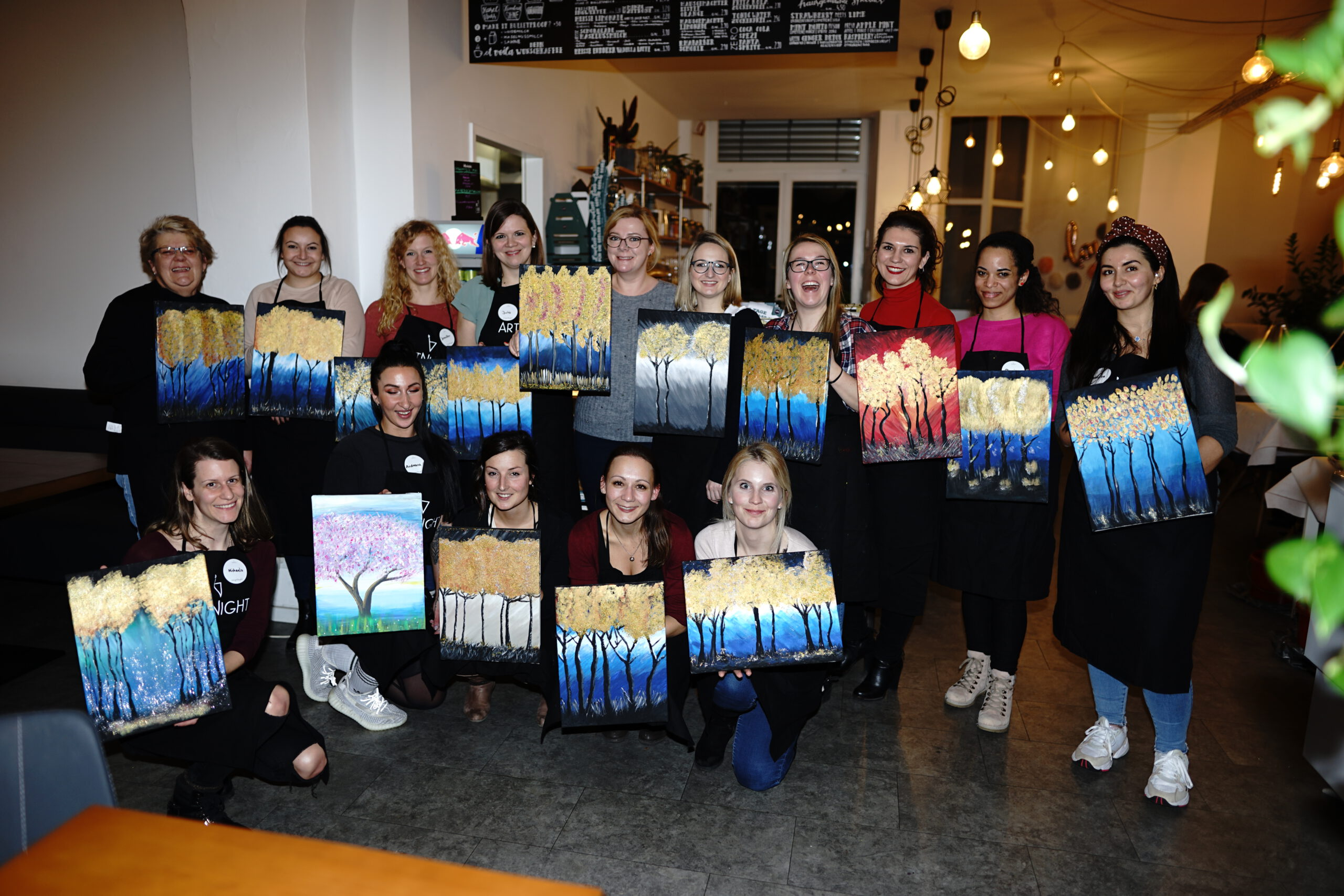ArtNight – Glitzerwald – 28.02.2020