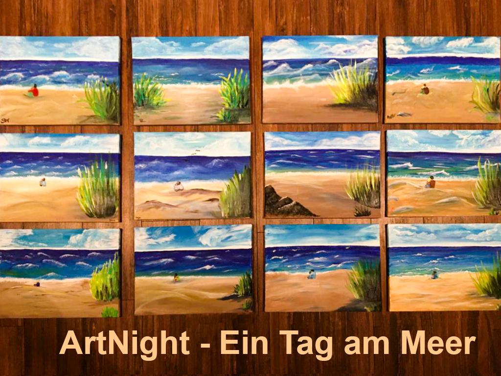 ArtNight – Ein Tag am Meer – 14.08.2020