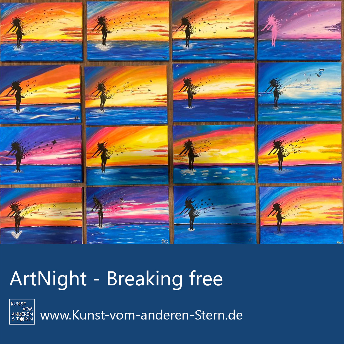 ArtNight – Breaking free – 23.10.2020