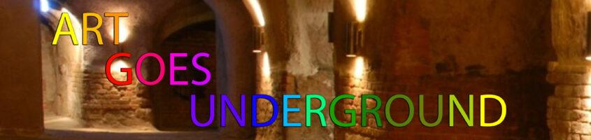 Bodypainting-Projekt 2021 – Art goes Underground